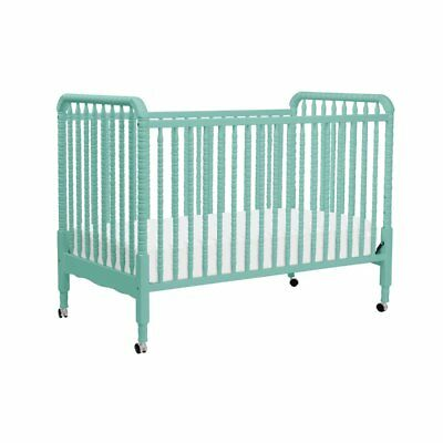 DaVinci Jenny Lind 3-in-1 Convertible Crib with Toddler Bed Conversion Kit,