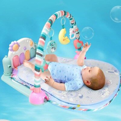 Baby Kid's Music Mat Develop Toys Rugs Carpets Toys Infant Rug Piano Rattle Toy