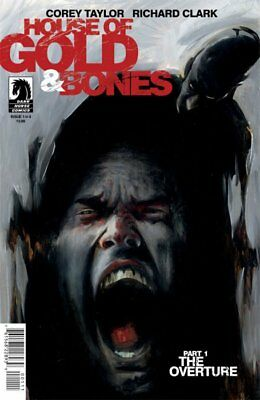 House Of Gold And Bones #1 Dark Horse
