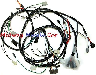 1965 Chevy Chevelle Wiring Harness