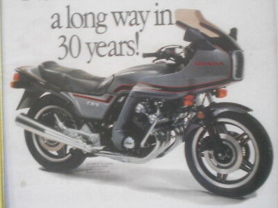 Honda CBX1000 6 cyl : frame not included