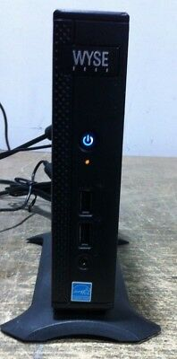 WYSE Thin Client Dx0D AMD G-T48E / 16GMF / 2GR With Adapter
