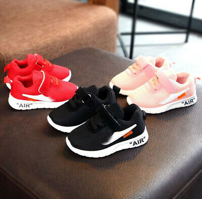 Fashion Baby Kids Boys Girls Shoes Children Running Sneakers Sport Trainer Shoes