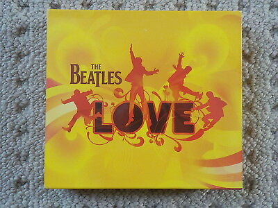 The Beatles - Love (Special Edition) - CD+DVD ALBUM [USED - VGC]