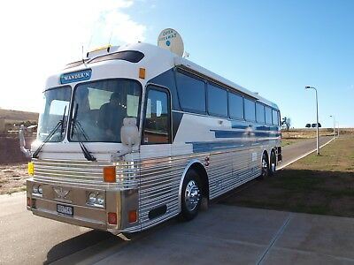 Silver Eagle Motorhome For Sale         Bus