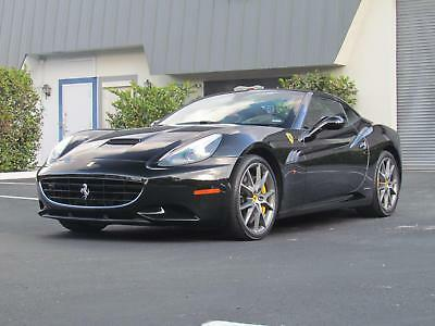 2011 Ferrari California -- 2011 Ferrari California