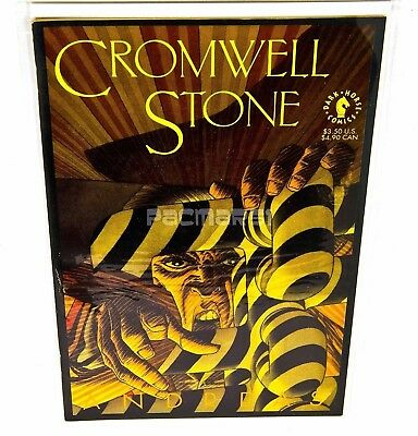 Cromwell Stone #1, Dark Horse, (1992) One Shot, Andreas Story & Art  NM/VF