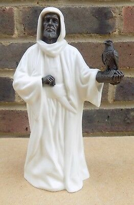 MINTON Poreclain / Bronze Figurine - The Sheikh