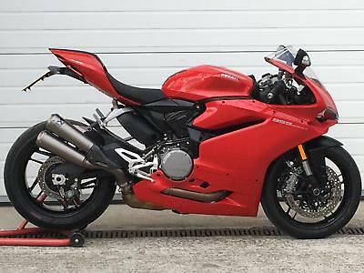Ducati 959 Panigale - Immaculate example, only 3427 miles !!