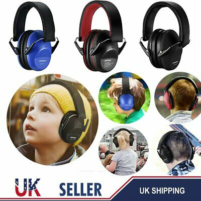 Mpow Kids Childs Baby Ear Muff Defenders Noise Reduction Comfort Ear Protection