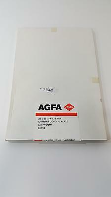 AGFA CR MD4.0 General Plate EJY1G 25x30 - 10x12 - NEW