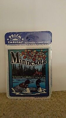 Travel Souvenirs State Of Minnesota Sticker