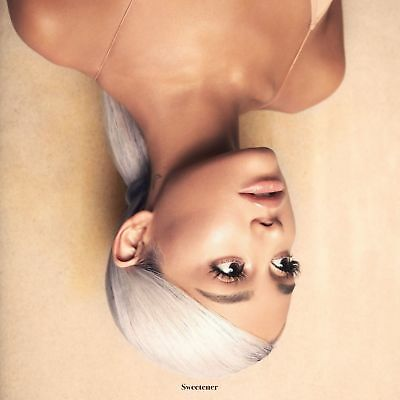 Ariana Grande-Sweetner New CD 2018 Includes Global Hit No Tears Left To Cry