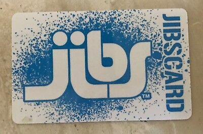 Jibs Action Sports Gift Card - $100 Mail Delivery