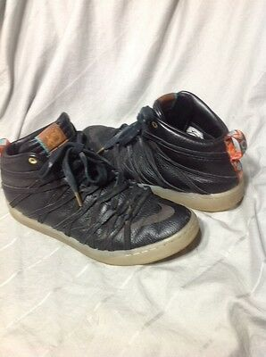 Nike Zoom KEVIN DURANT KD VII 7 NSW LIFESTYLE QS BLACK 653871-001 Size 0133914e41