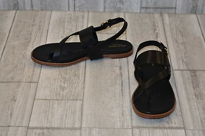 e77ebf27b27 Cole Haan Anica Thong Sandal - Women s Size 7.5B - Black (damaged)