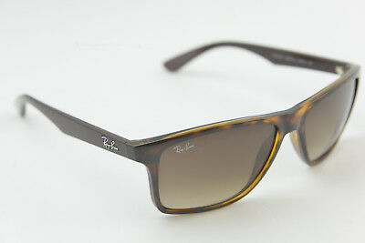 d1fd40631be RAY-BAN Havana Brown gradient men s women  sunglasses RB4234 6205 13 58