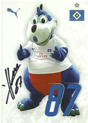 Dino Hermann Hamburger Sv Hsv Saison 20062007