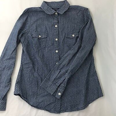 81062568 NWT. OLD NAVY long sleeve button up. Dot textured shirt. Coral ...