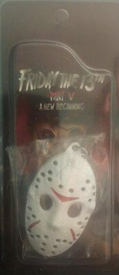 Friday The 13Th Part V The New Beginning New Sealed Key Chain  Jason Voorhees