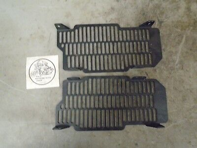 2005 Yamaha Yz125/250 Emperor Racing Radiator Guards