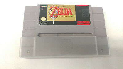 The Legend of Zelda: A Link to the Past (Super Nintendo Entertainment System,)