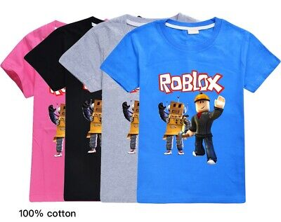 Roblox Kid's Unisex T Shirt AU Shop