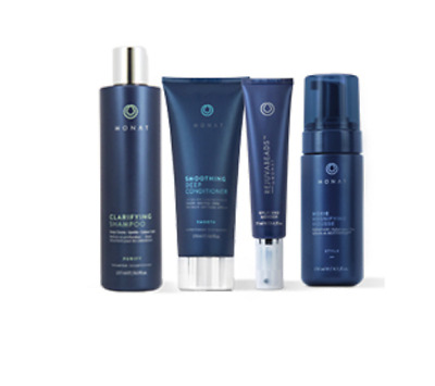 """New Monat """"summer Essentials"""" Hair Care Products"""