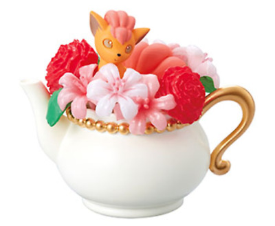 Pokemon Floral Cup Collection Vulpix Japan import NEW anime pocket monster