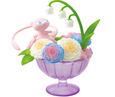 Pokemon Floral Cup Collection Mew Japan import NEW anime pocket monster