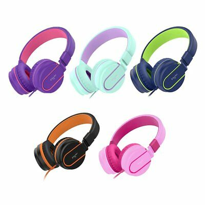 Elecder i36 Kids Headphones for Children, Girls, Boys, Teens, Adults, Foldable