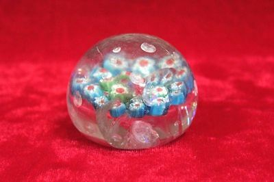 1900s Old Vintage Antique Solid Glass Paper Weight Decorative PK-40