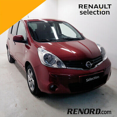 Nissan Note 1.4 16v Silver Edition