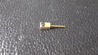 New 400 Day Anniversary Brass Fork 1 pin Clock Parts suspension spring 14mm