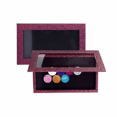 Eyeshadow Storage Box Magnetic Empty Eye Shadow Palette for Travel