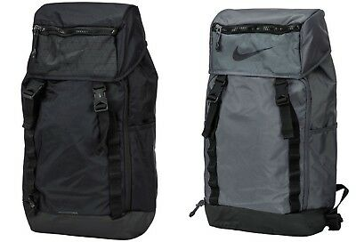 23b951efc2 Nike Vapor Speed 2.0 Backpack Bags Sports Black Unisex Casual GYM Bag BA5540 -021