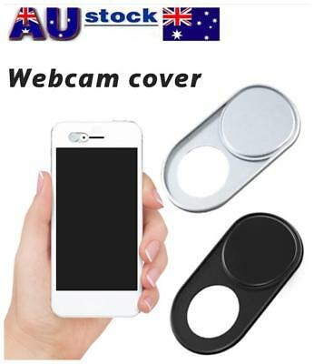 Metal WebCam Cover Slide Web Camera Privacy Security for Phone MacBook Laptop AU