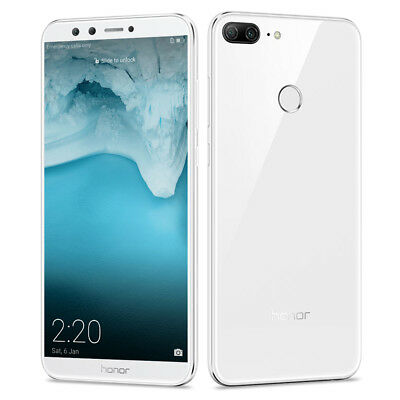 """18:9 Huawei Honor 9 Lite 5.65"""" 4G Smartphone Android8.0 8Core 3+32Go Touch ID FR"""