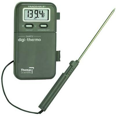 "Digital Thermometers Thomas Thermometer, 1/2"" 4 LCD Display, 7-1/4"" Probe -58 To"