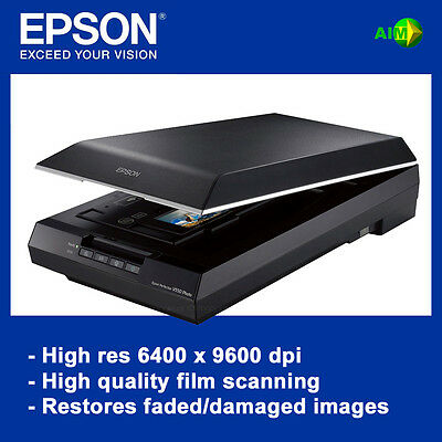 Epson Perfection V550 Flatbed Photo Scanner NEW replaces V500