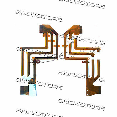 New Lcd Flex Cable Cable Flat For Camcorder Sony Hdr-Sr11E Hdr-Sr12E Sr11 Sr12