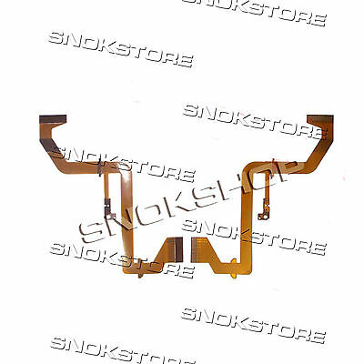 New Lcd Flex Cable Cable Flat For Panasonic Nv-Gs24 Nv-Gs26 Gs27 Gs37 Gs47 Gs57