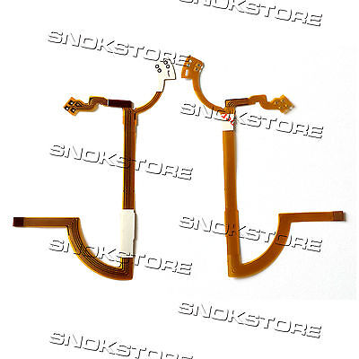 Openings Flex Cable Cable Flat Lens For Tamron 18-200 Socket Nikon Mount New