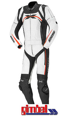 Ixs Leather Suit - Camaro - 2 Piece - Nappa Leather 1-A Top Quality