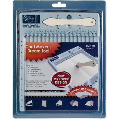 Scor Pal, Scor-Buddy Scoring, Embossing Tool, Card Making, Scrapbooking NEW