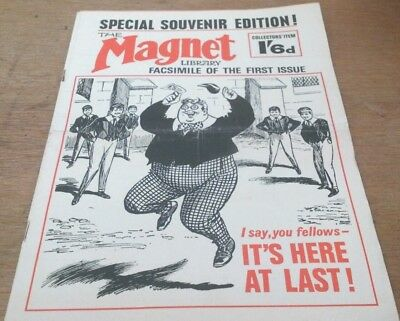 The Magnet Library Facsimile Edition 1965