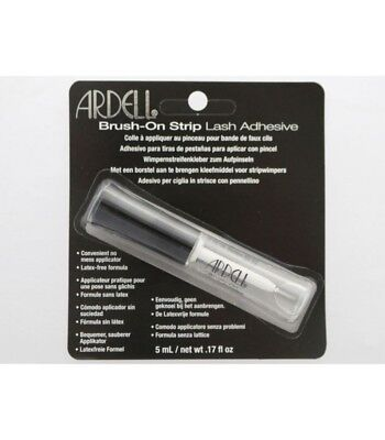 Ardell Brush-On Strip Lash Adhesive Clear 5ml