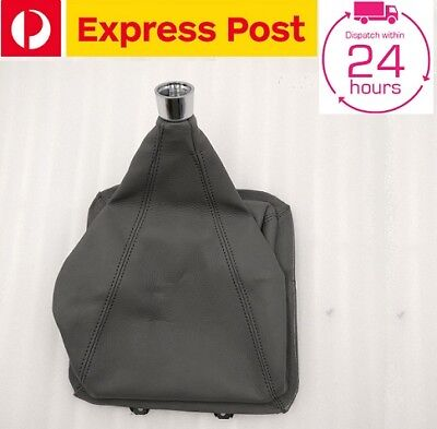 Express Manual Shift Lever Boot Cover Great Wall V240 UTE Petrol 2009-on GRAY