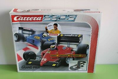 Carrera Michael Schumacher Profi 70300 Grand Prix + 72807 Spare brushes + box