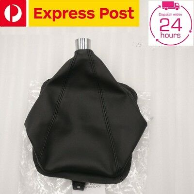 Express Manual Shift Lever Boot Cover Great Wall V240 Petrol 2009-on Black